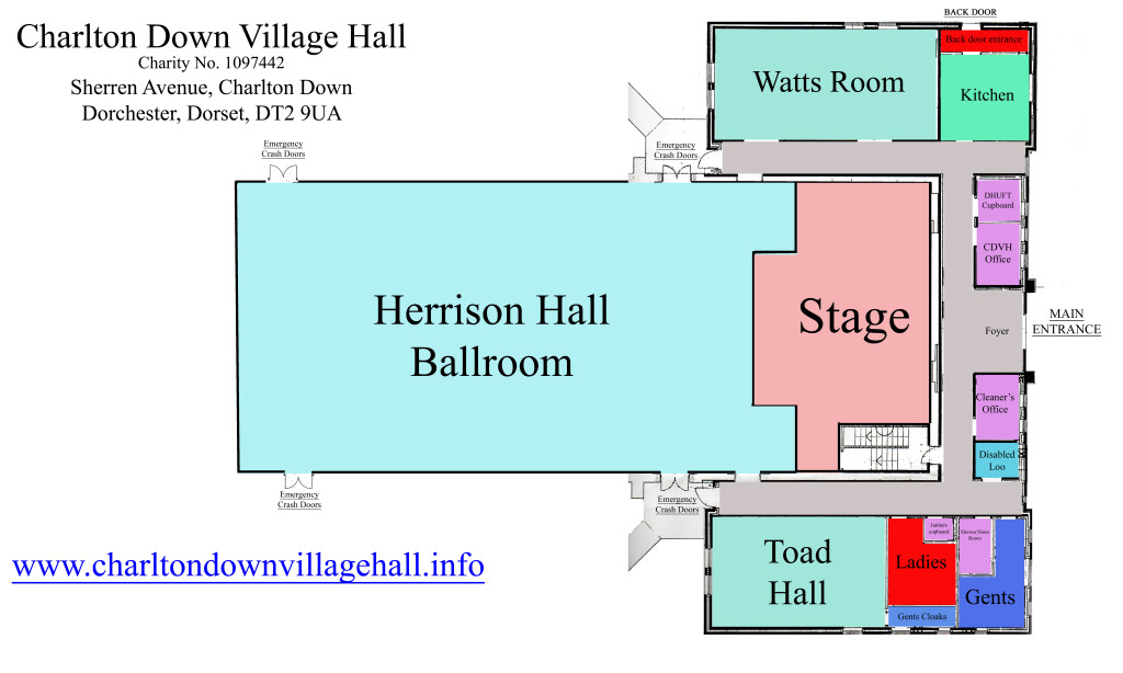 Hall floor plan1