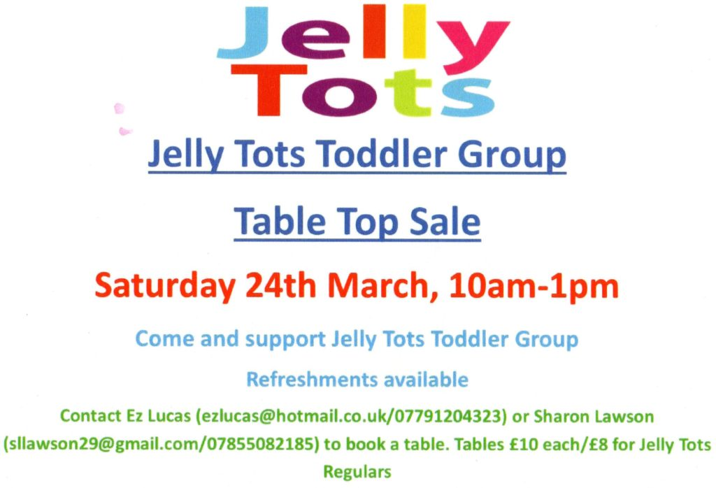 img190 Jelly Tots Table Top Sale e1520331806693 1024x698 FUTURE EVENTS