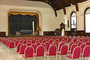 Herrison Hall Ballroom St THE BALLROOM