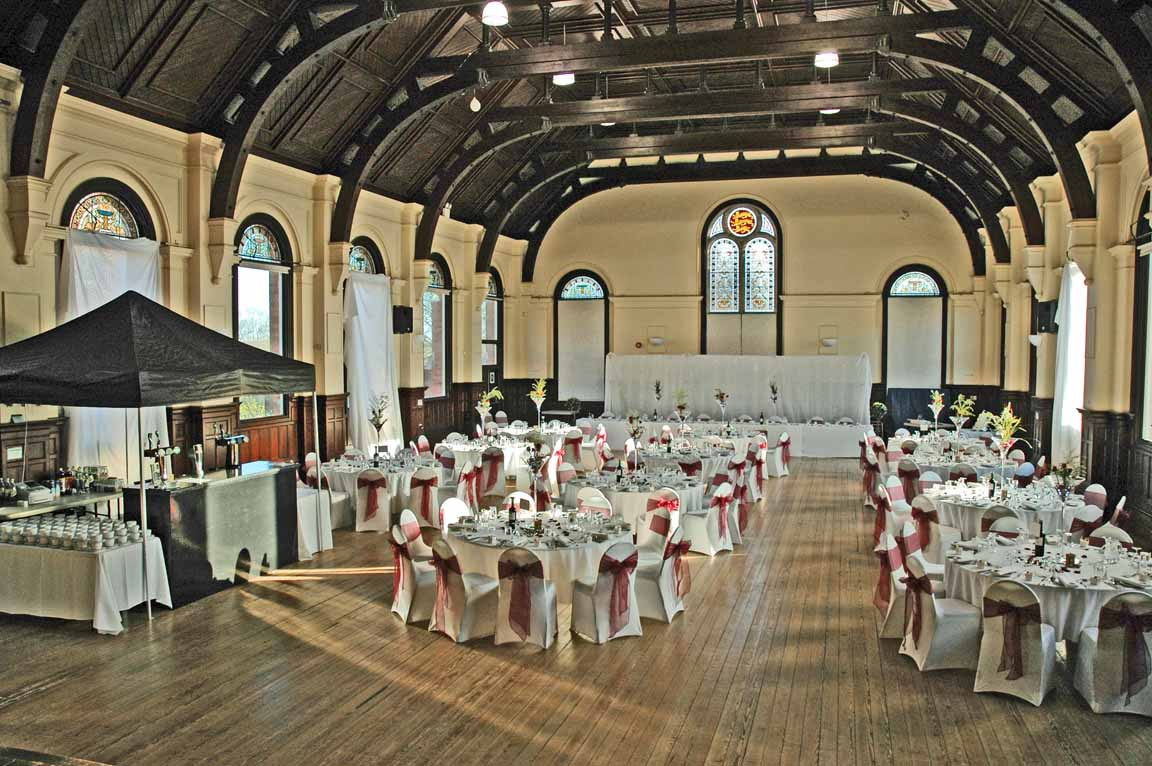 Wedding 10 Charlton Down Village Hall